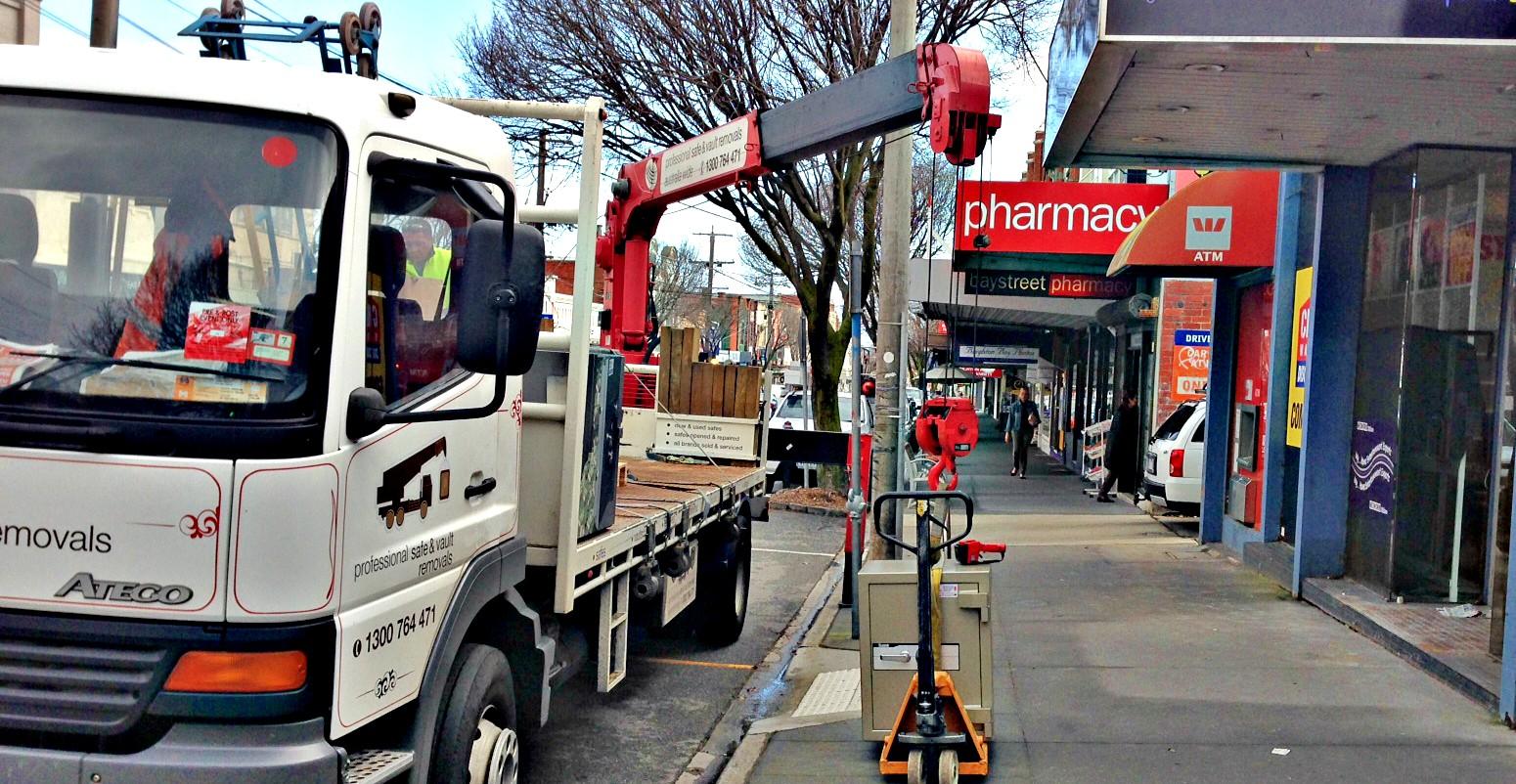 Image result for heavy safe removals melbourne